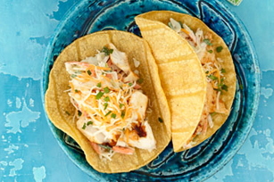 Fish Taco Recipe on Baja Fish Tacos Recipe