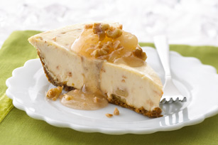 Candied Apple Pie Cheesecake Recipe