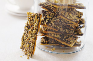 "Crunch ""Bars"" Recipe"