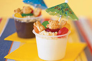 Easy Sand Cup Recipe