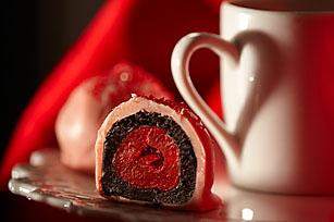 OREO-Cherry Cookie Balls - Snack Works Recipe