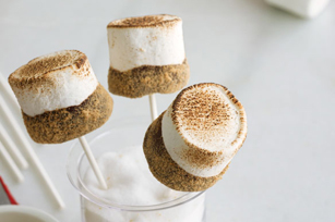 S'mores on a Stick Recipe